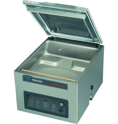 Henkelman Vakuumierer Boxer 42 XL | Henkelman | 21m3 / 20-40 sek |Kammerabmessungen: 460x420x(h)180mm