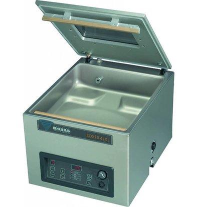 Henkelman Vakuumierer Boxer 42 XL | Henkelman | 21m3 / 15-35 sek |Kammerabmessungen: 460x420x(h)120mm