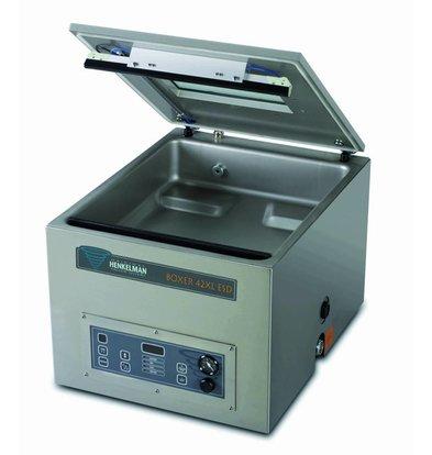 Henkelman Vakuumierer Boxer 42 XL ESD | Henkelman | 21m3 / 15-35 sek| Kammerabmessungen: 460x420x(h)120mm