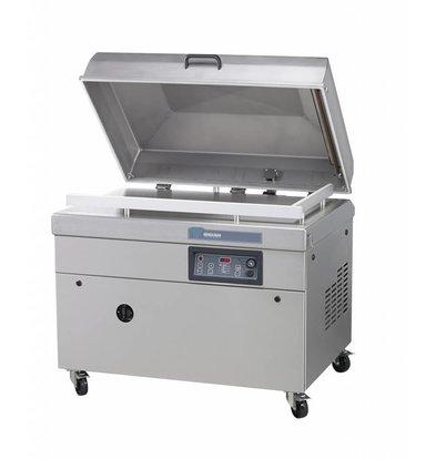 Henkelman Vakuumierer Polar 110 | Henkelman | 100/160m3 / 15-40 sek | Kammerabmessungen: 1050x620x(h)200mm