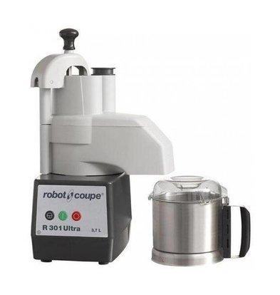 Robot Coupe Kombi Cutter & Gemüseschneider | Robot Coupe R301 Ultra | 650W | 3,7 Liter | Geschwindigkeit: 1500 UpM