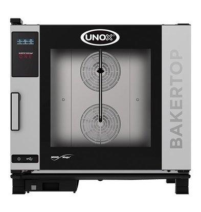 Unox Kombidämpfer One Elektro Combi Ofen | 6 x 600x400mm | 400V | 860x957x843(h)mm