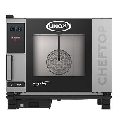 Unox Unox Kombidämpfer | 5 x GN 1/1 | 230V | 5 Etagen | Digital