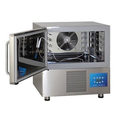 CaterCool Schnellkühler-Schockfroster | GN1/1 | 83(h)x70x76cm