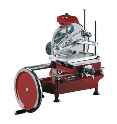 XXLselect Aufschnittmaschine   Ø250mm   Handbedienung   520x680x(h)510mm