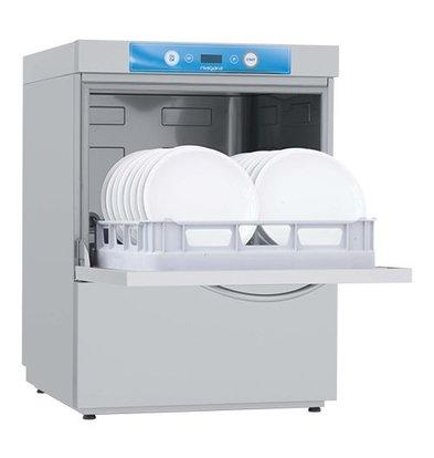 Elettrobar Spülmaschine | 50x50 | Edelstahl | 230V/3,5kW | 82(h)x60x60cm | In 2 Varianten