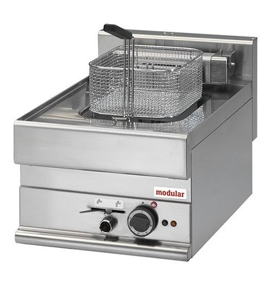 Modular Elektro-Friteuse | 10L | 28(h)x65x40cm