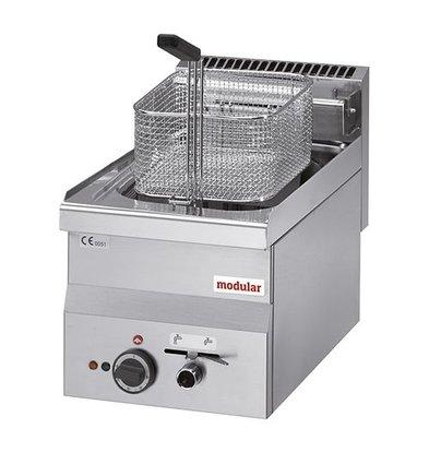 Modular Elektro-Friteuse | 10L | 28(h)x60x30cm