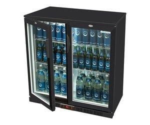 Minibar Kühlschrank Xxl : Kühlschrank schwarz l glastür innen beleuchtung
