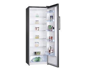 Kühlschrank Xxl Edelstahl : Xxlselect kühlschrank edelstahl led anzeige glasplatten l