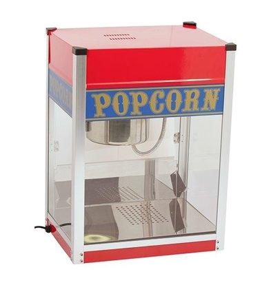 Caterchef Popcornmaschine | Innenbeleuchtung | Fettauffangschale