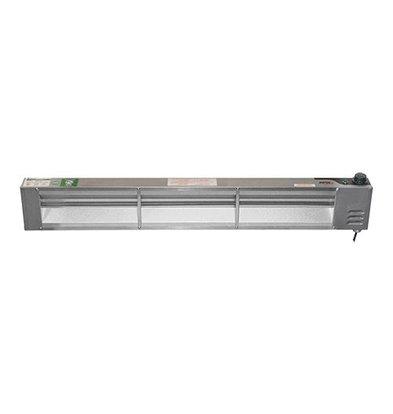 XXLselect Speisen-Wärmhaltestrahler | 107cm | 1080W