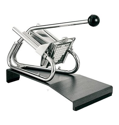 XXLselect Pommes-Frites Schneider   Tischmodell   Messer 6x6mm