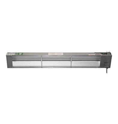 XXLselect Speisen-Wärmhaltestrahler | 107cm | 660W