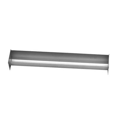 XXLselect Pasteten/Terrineform   Edelstahl   45x6x6cm