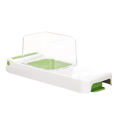 XXLselect Gemüseschneider Alligator | kunststoff | Messersatz 6x6mm