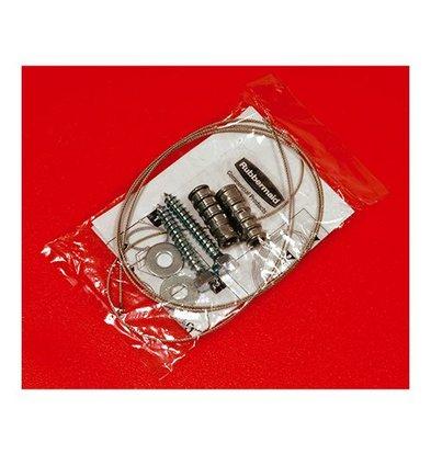 XXLselect Zigarettensäule Befestigungsset für RM3800