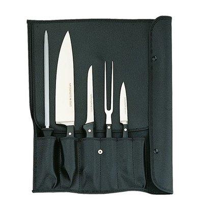 Wusthof Messertasche ohne Inhalt | 6 Fächer