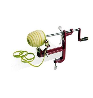 XXLselect Apfelschäl und Teilmaschine | Tischklemme Befestigung