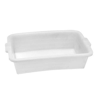 XXLselect Fleischbehälter | Kunststoff | Weiß | 18(h)x65x40cm