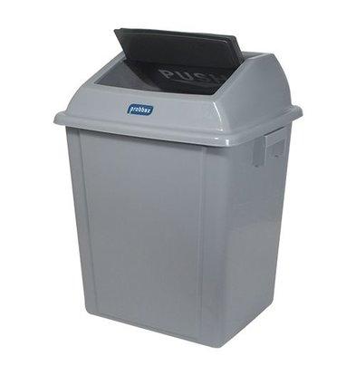 XXLselect Abfallbehälter mit SchwingDeckel | 25L