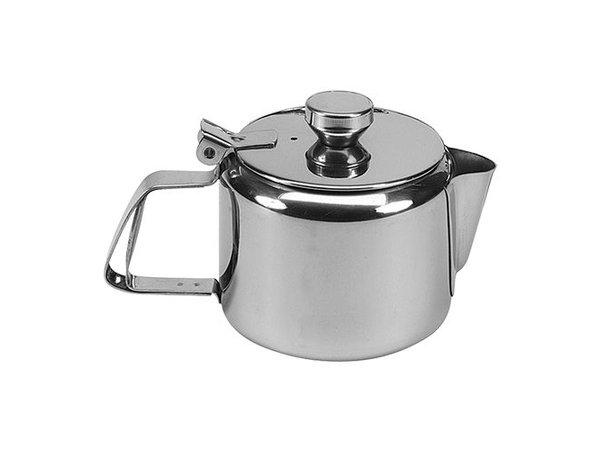 XXLselect Teekanne | Edelstahl | Hochglanz Poliert | 1,50L
