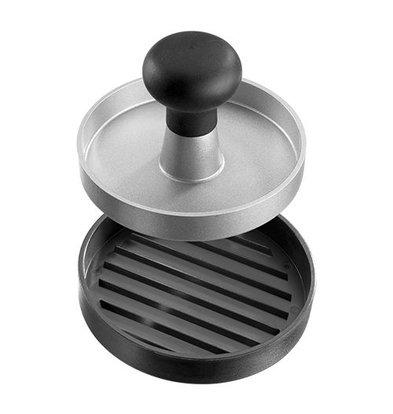 XXLselect Hamburgerpresse | Kunststoff/Aluminium