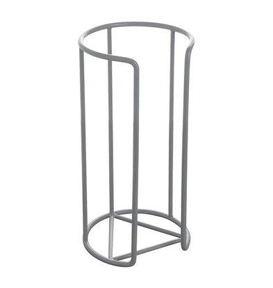 XXLselect Tellerstapler | Kunststoff Draht | Grau | Ø13cm