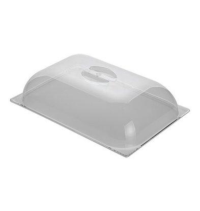 XXLselect Speiseeisbehälter Deckel | Polykarbonat | 6x25cm