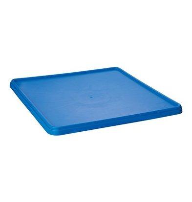 CaterRacks Deckel für Spülkorbe | Blau