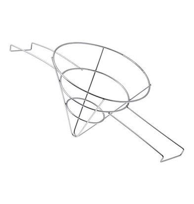 XXLselect Friteuse Ölfilterhalter | Edelstahl