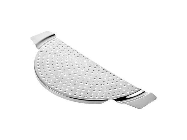 XXLselect Abgießhilfe | Edelstahl | max.Ø26cm