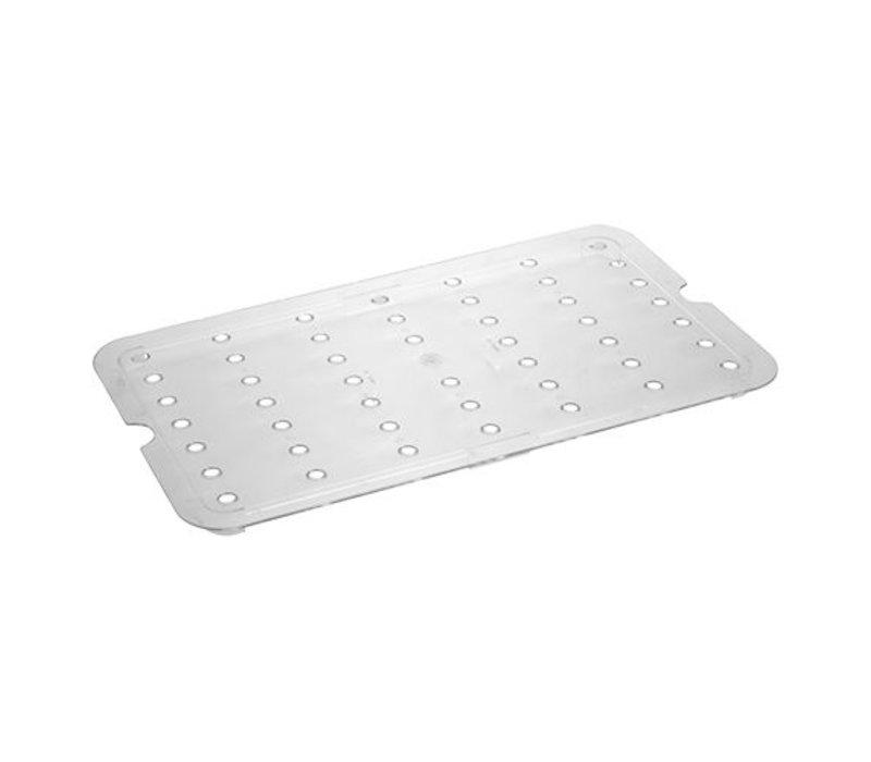 XXLselect Abtropfroste | Polykarbona | geeignet für GN Behälter | 1/1GN
