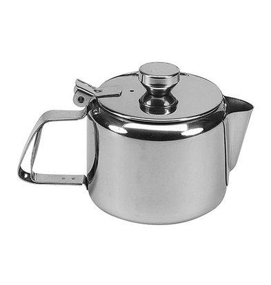 XXLselect Teekanne | Edelstahl | Hochglanz Poliert | 0,60L
