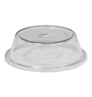 XXLselect Teller Deckel | Polycarbonat | Fingeröffnung | Ø21,5cm