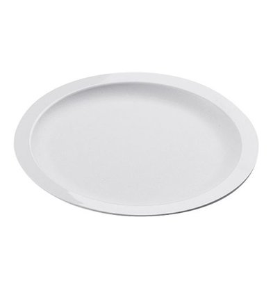 XXLselect Teller | Polykarbonat | Weiß | Ø21cm