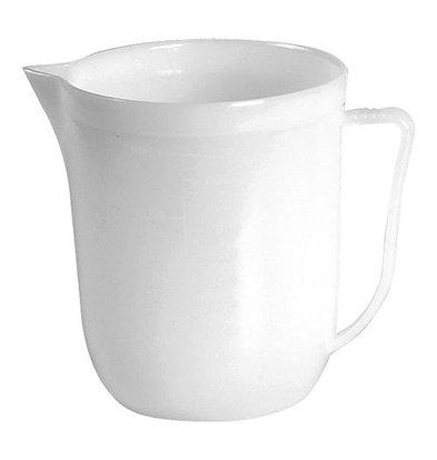 XXLselect Messbecher   Kunststoff   Weiß   1L