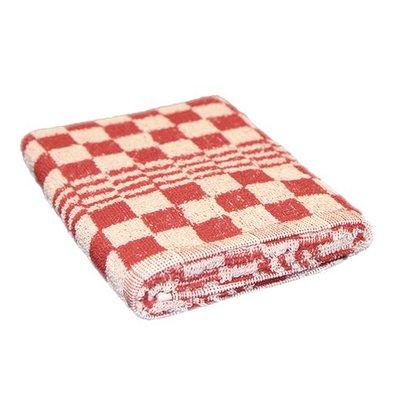 XXLselect Handtuch | Baumwolle | Rot