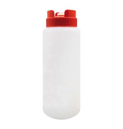 XXLselect Quetschflasche | Kunststoff | 720ml | Rot