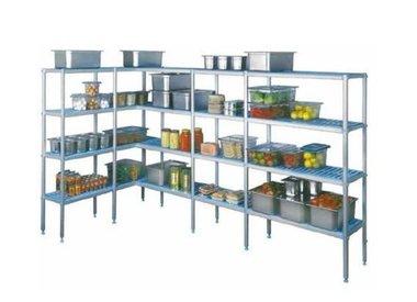 Regale für Kühlzellen   Tiefkühlzellen