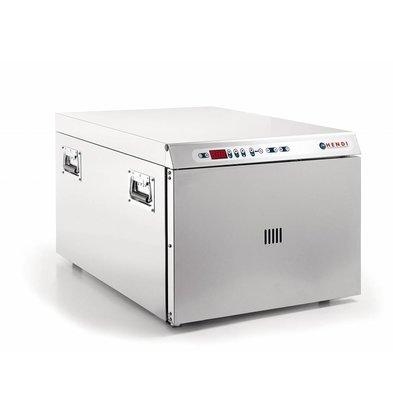 Hendi Niedertemperaturofen GN1/1 oder 600x400 | 230V-1,2kW |  495x690x(h)415mm