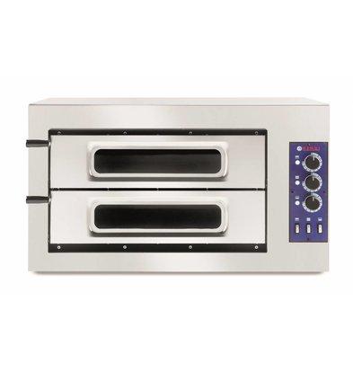 Hendi Pizzaofen Basic | 400V-7,5kW | 915x621x(h)527mm