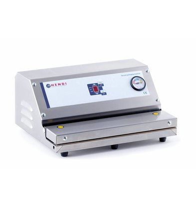 Hendi Vakuumverpackungsmaschine Profi Line | Schweißleiste 350mm