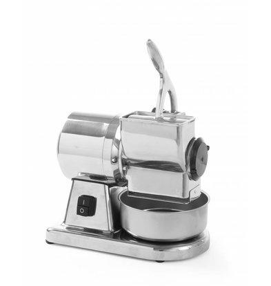 Hendi Käsereibemaschine für Hartkäse und Parmesan | 1400 U/Min