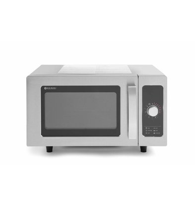 Hendi Mikrowelle | 25 Liter | 230V-1000W | 511x432x(h)311mm