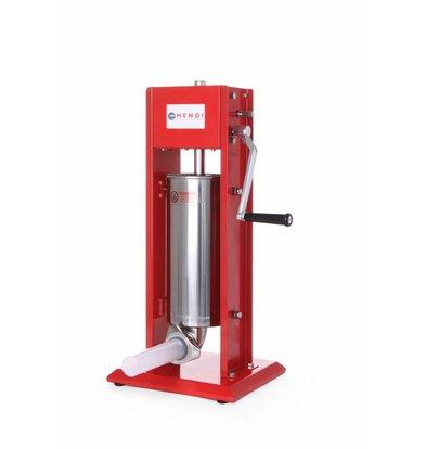 Hendi Wurstfüllmaschine Kitchen Line | 5 Liter