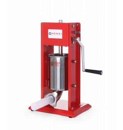 Hendi Wurstfüllmaschine Kitchen Line | 3 Liter