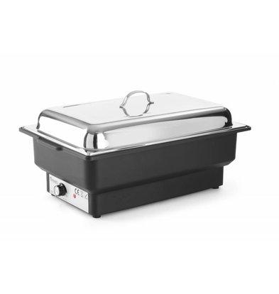 Hendi Elektro Chafing Dish Tellano | 1/1GN extra Tief | 573x348xh)284mm