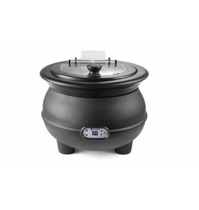 Hendi Suppenkessel Eco 8 Liter mit Displayanzeige