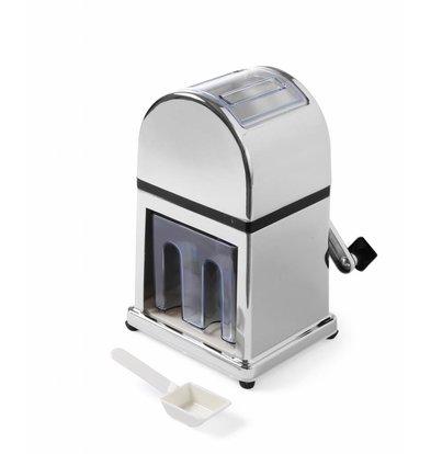 Hendi Eiswürfelzerkleinerer | Edelstahl Messer | 160x140x(h)270mm